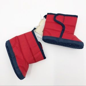 3/$20 NWT Old Navy red snow rain boots soft soles